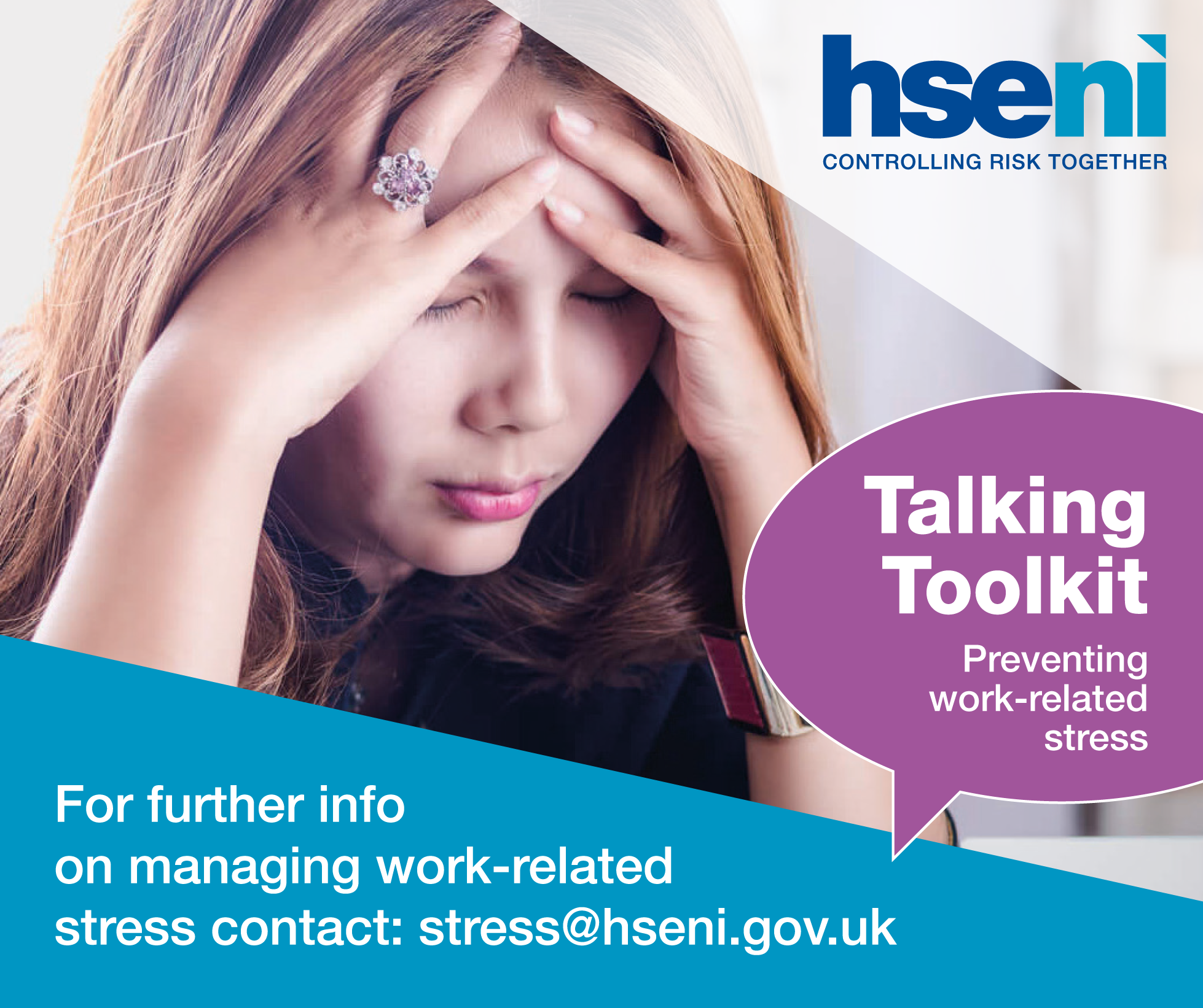 Image of front cover of the Talking Toolkit booklet