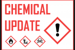 Chemical update on basis of a 'no deal' Brexit