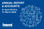 HSENI Annual Report and Accounts - 2019-2020