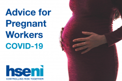 Advice for pregnant workers during Covid-19