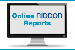 Online RIDDOR reports - Submission
