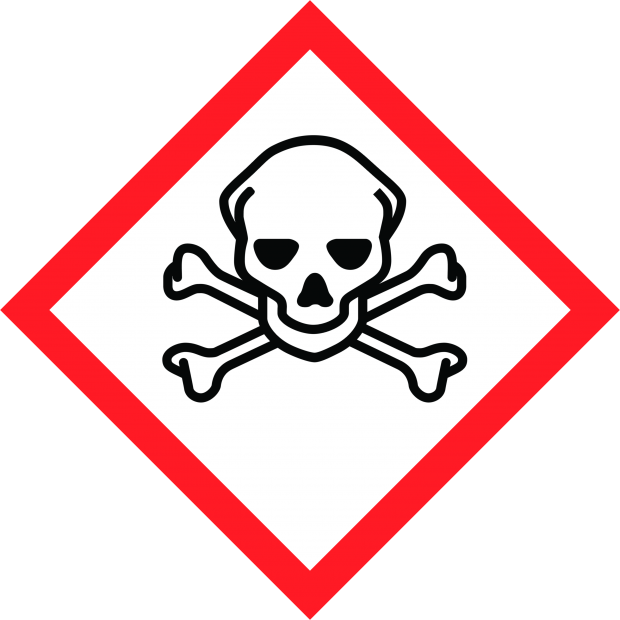 Acute Toxicity - CLP Hazard Pictogram