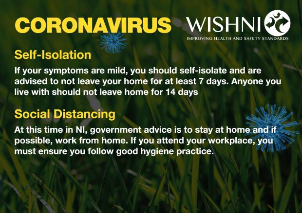 Coronavirus - WISHNI card 2