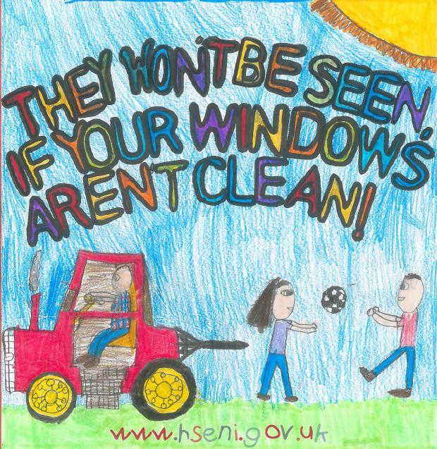 March - Aoife McGovern, St Davog s PS, Belleek - KS2 1st prize