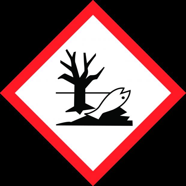 Hazardous to the Environment - CLP Hazard Pictogram