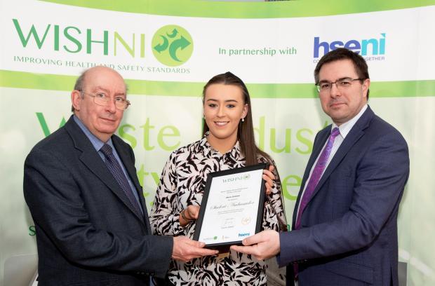 Presentation of the 2020 WISHNI Student Ambassador Award