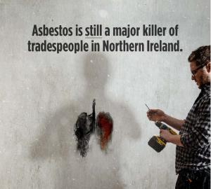 Asbestos is still a major killer of tradespeople in Northern Ireland