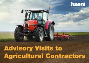 Agricultural Contractors