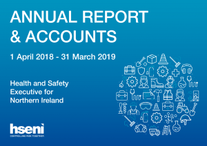 HSENI Annual Report and Accounts 2019