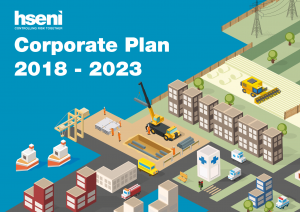 HSENI Draft Corporate Plan 2018-2023