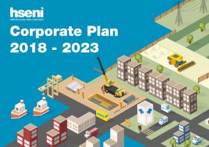Corporate Plan 2018-2023