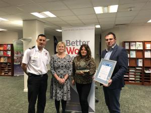 Health & Safety Representatives Award 2019