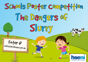 Schools poster competition - Dangers of Slurry