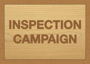 Woodworking Inspection Campaign