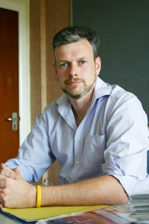 HSENI deputy chief executive Bryan Monson