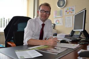 HSENI chief executive Keith Morrison