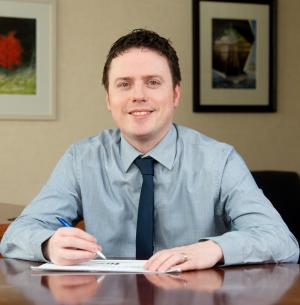 Image of HSENI Acting Deputy Chief Executive Kevin Neeson