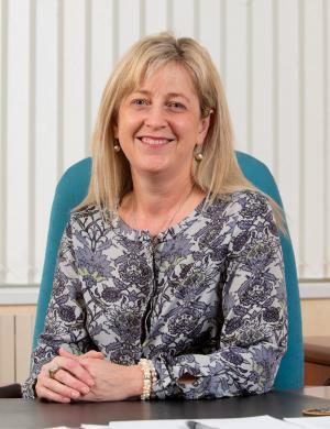 Deputy Chief Executive Nikki Monson